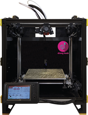 QB 3D Printer
