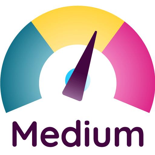 Difficulty Level: Medium
