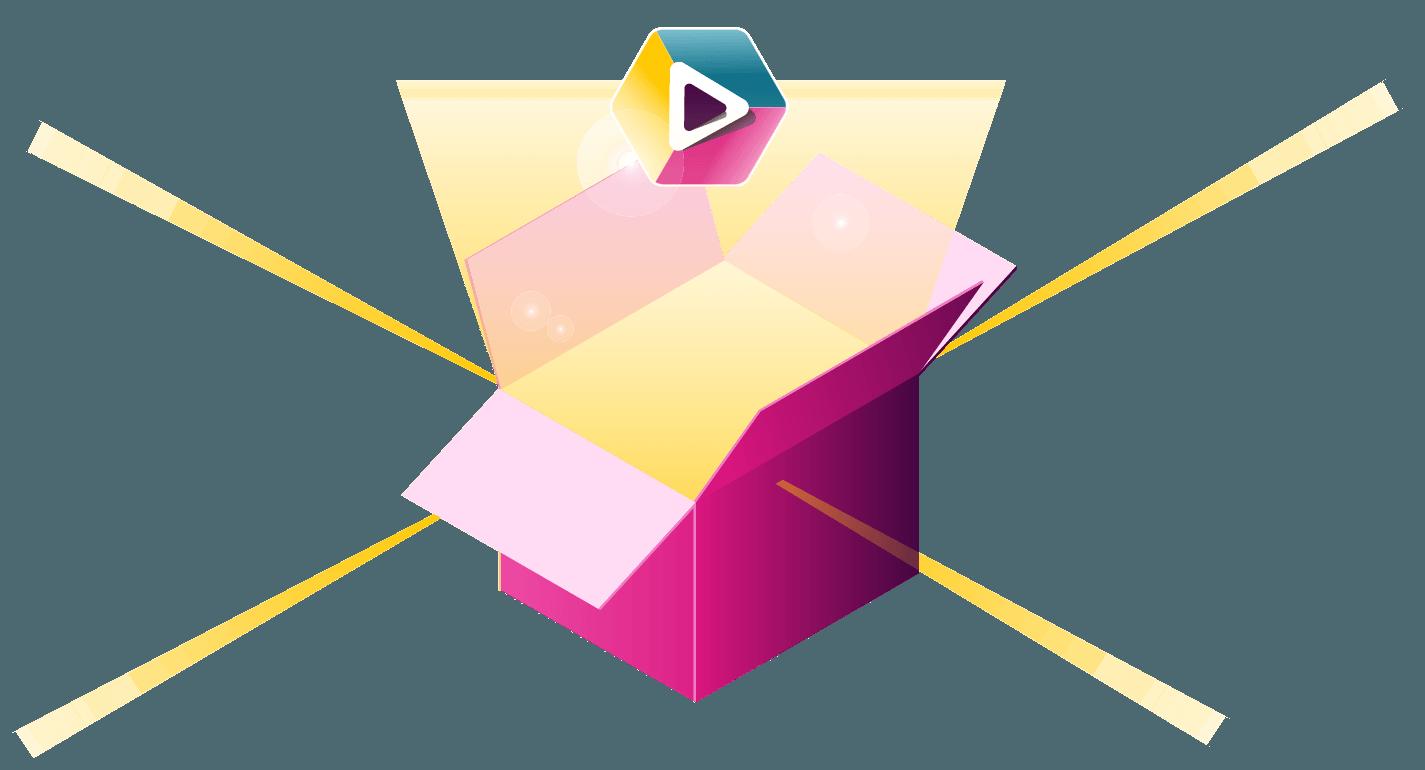 Step 1 - Unbox