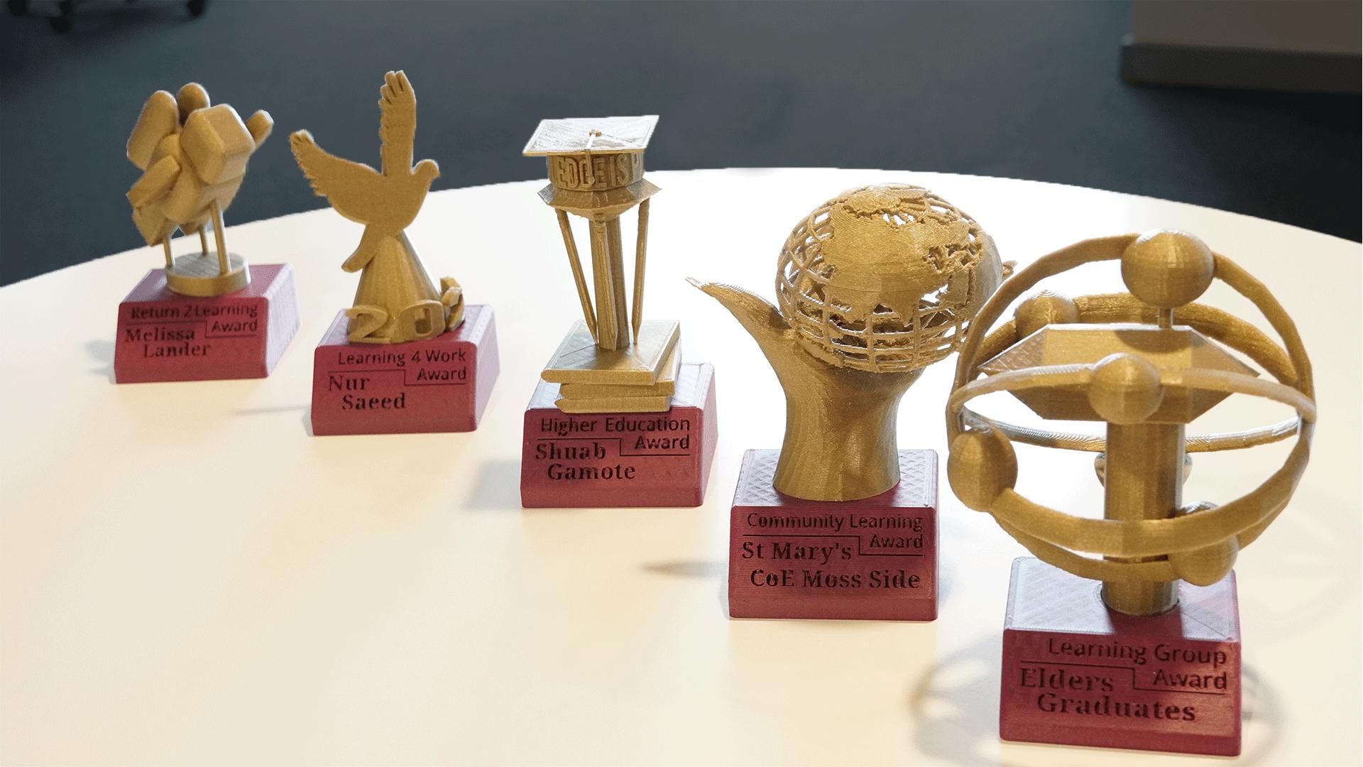 Winning Trophy Designs